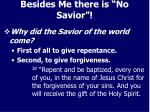 besides me there is no savior3