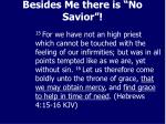 besides me there is no savior5