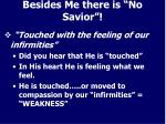 besides me there is no savior6