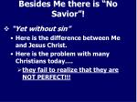 besides me there is no savior8