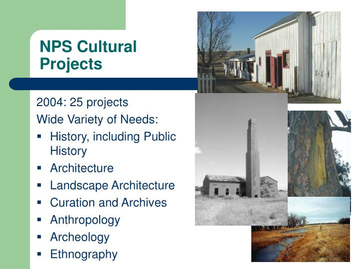 NPS Cultural