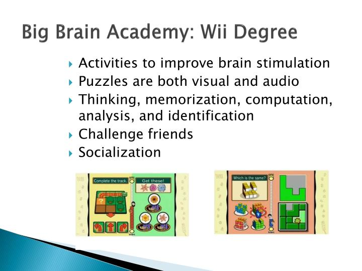 Big Brain Academy: