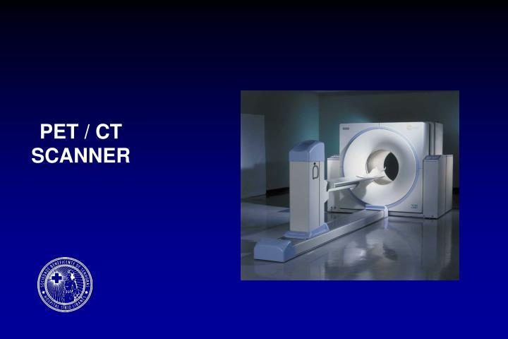 PET / CT