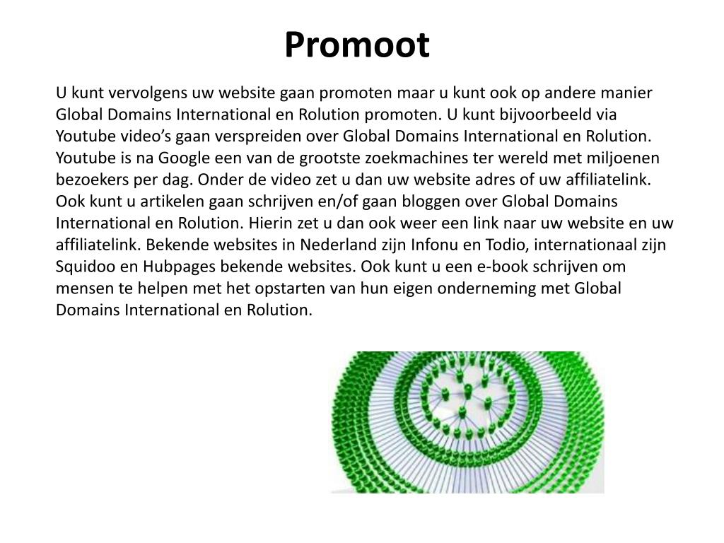 Promoot