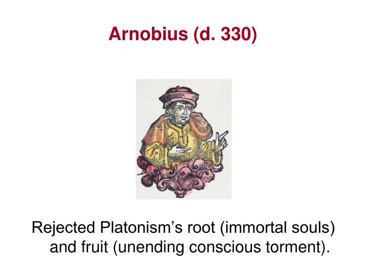Arnobius (d. 330)