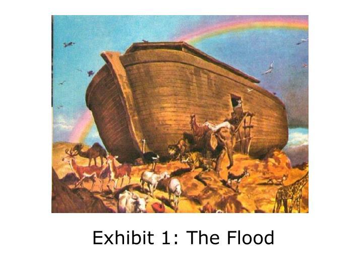 Exhibit 1: The Flood