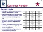 customer number1