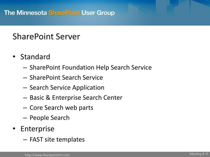 SharePoint Server