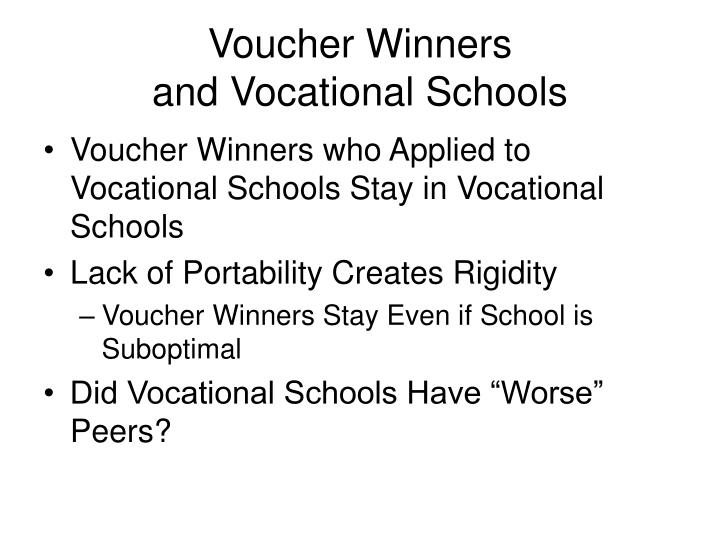 Voucher Winners