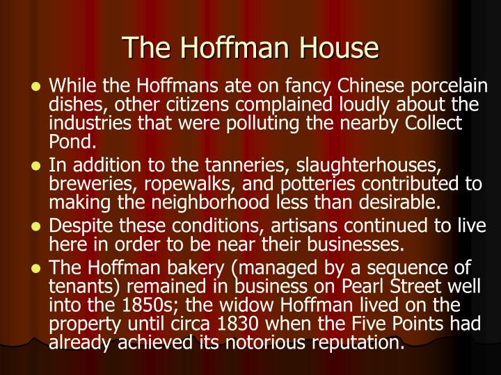 The Hoffman House