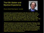 the15th station and mystical experience picture of adolfo p rez esquivel the artist