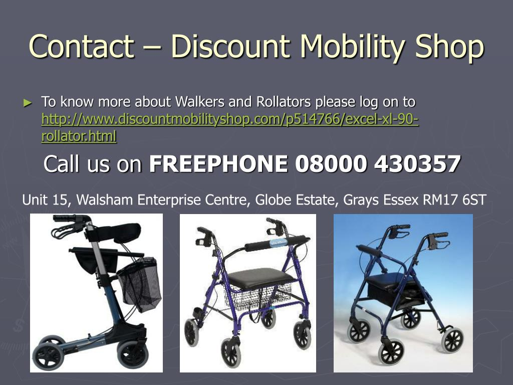 Contact – Discount Mobility Shop