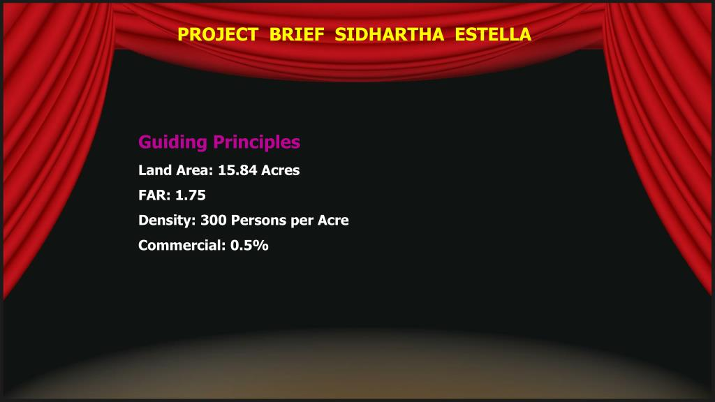 PROJECT  BRIEF  SIDHARTHA  ESTELLA