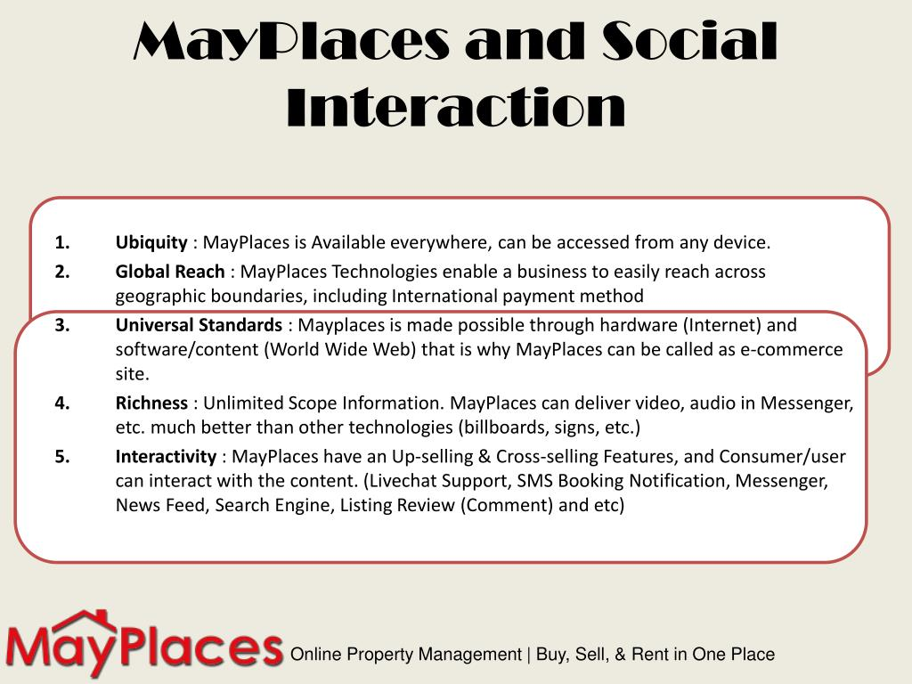 MayPlaces