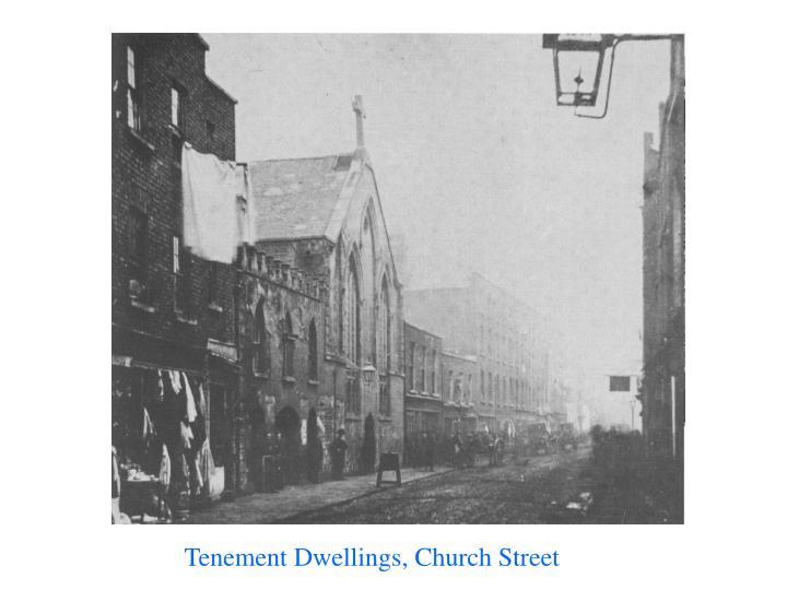 Tenement Dwellings, Church Street