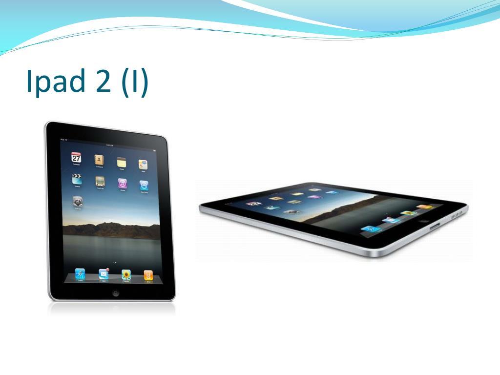 Ipad 2 (I)