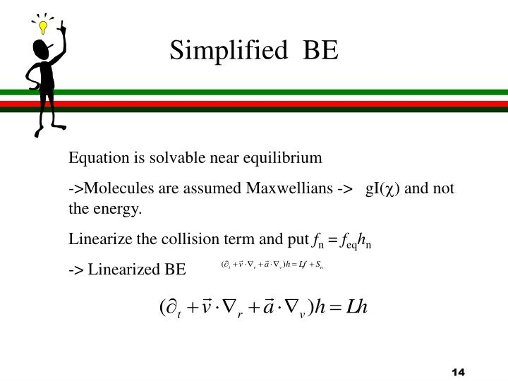 Simplified  BE