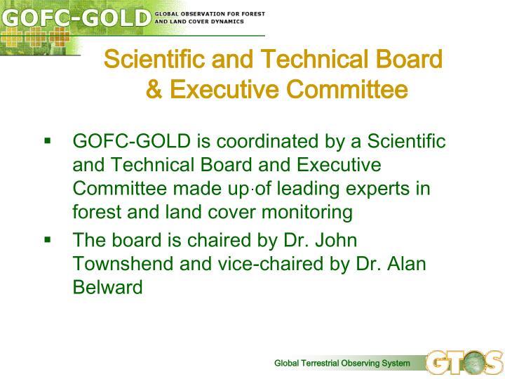 Scientific and Technical Board