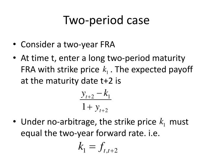 Two-period case