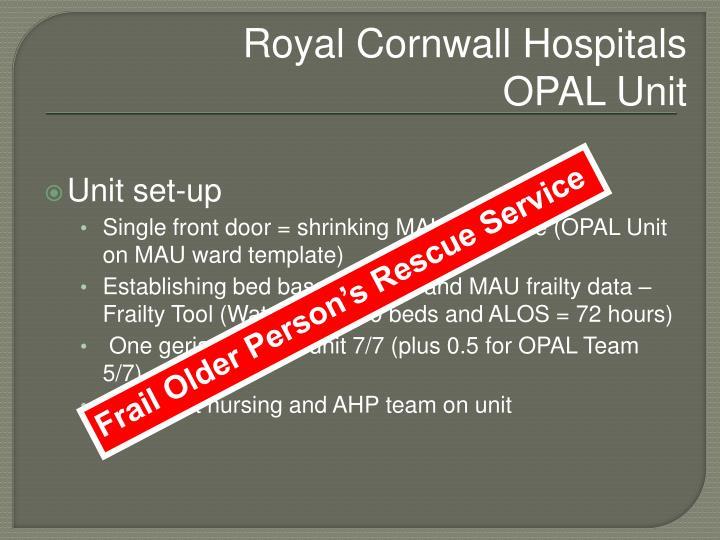 Royal Cornwall Hospitals