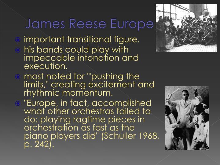 James Reese Europe