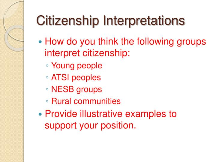 Citizenship interpretations1