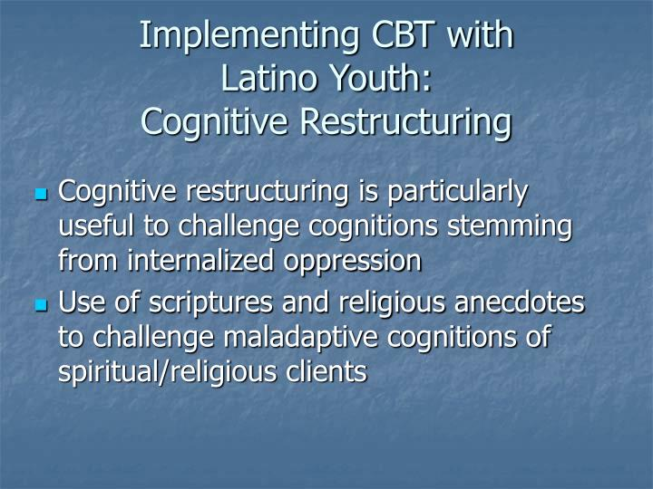 Implementing CBT with