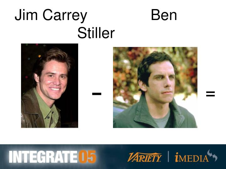 Jim carrey ben stiller