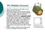 pc pebble convex