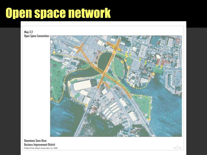 Open space network