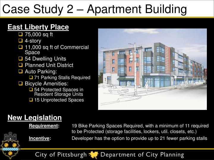 Case Study 2 – Apartment Building