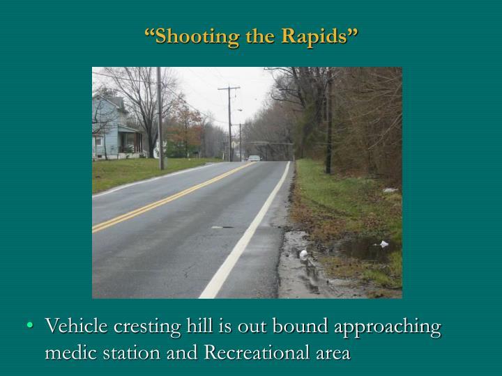 """Shooting the Rapids"""