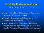 ssap 62 revisions continued1
