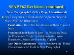 ssap 62 revisions continued3