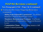 ssap 62 revisions continued6