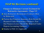 ssap 62 revisions continued9