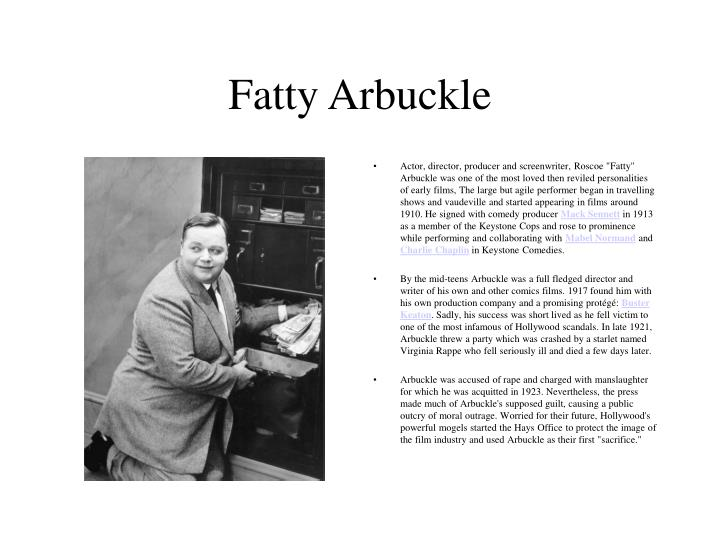 Fatty Arbuckle
