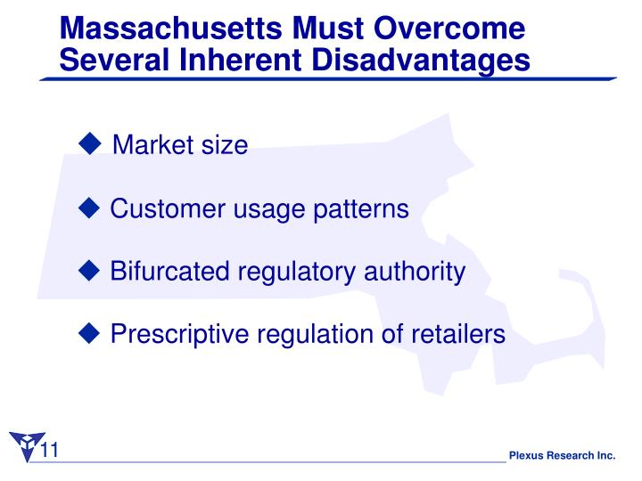 Massachusetts Must Overcome