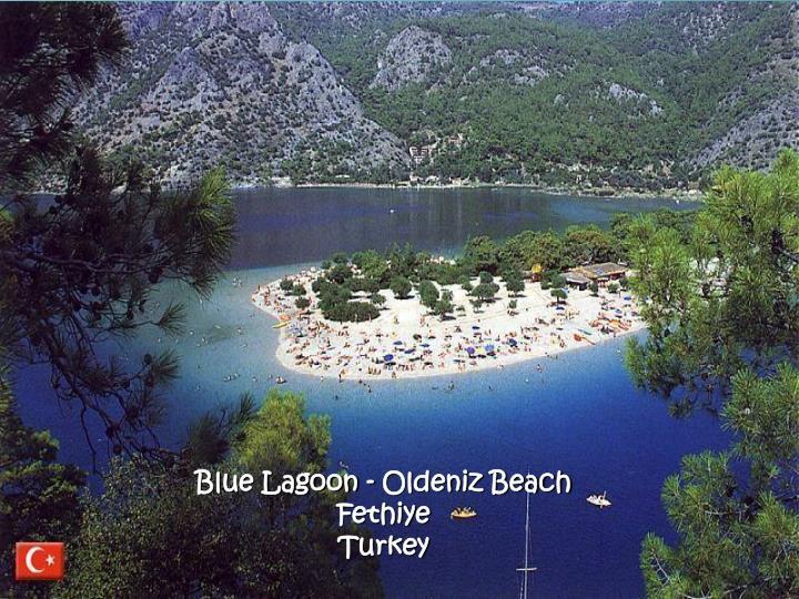 Blue Lagoon - Oldeniz Beach