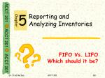 reporting and analyzing inventories3