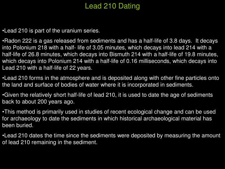 Lead 210 Dating