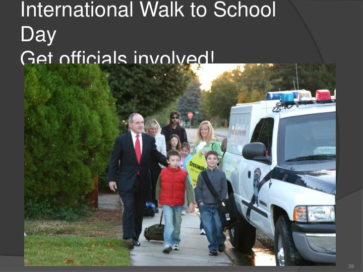 International Walk