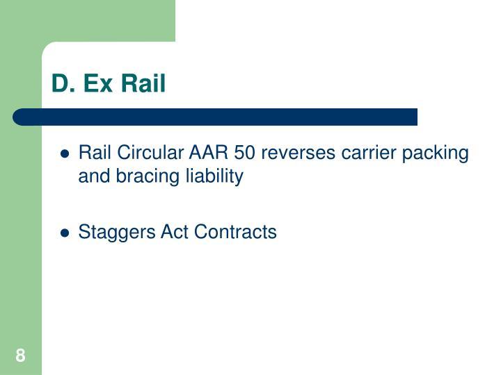 D. Ex Rail