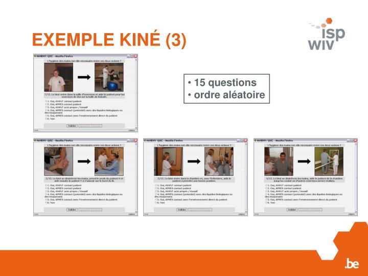 EXEMPLE KINÉ (3)