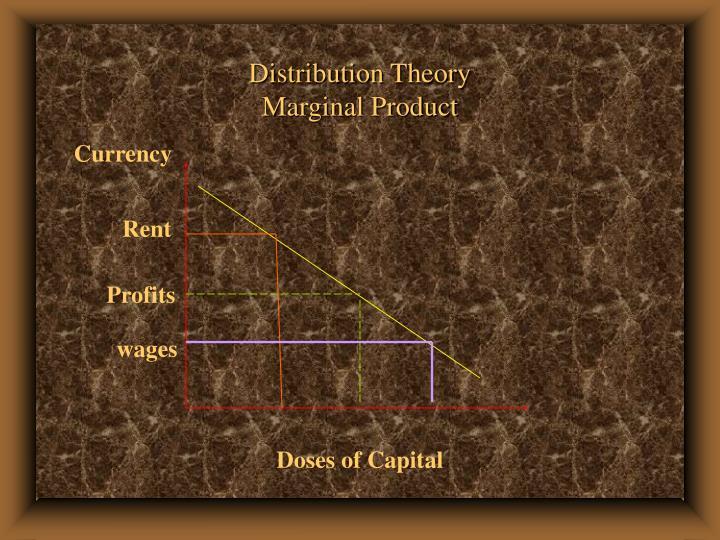 Distribution Theory