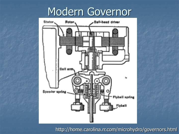 Modern Governor