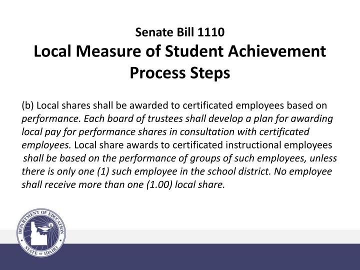 Senate Bill 1110