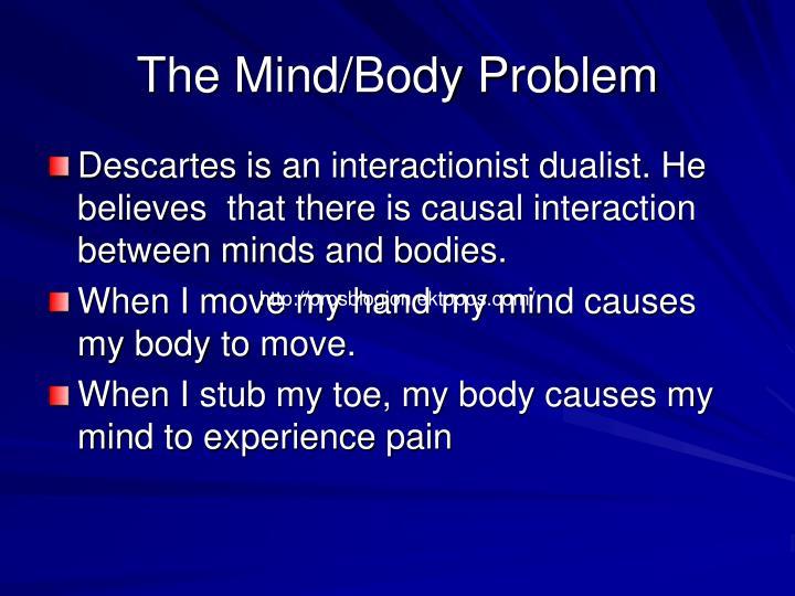 The Mind/Body Problem