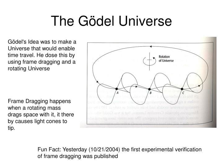 The Gödel Universe