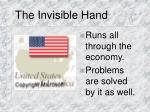 the invisible hand1
